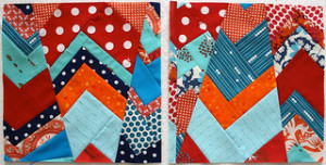 Wonky Quilt Bee - June 2012
